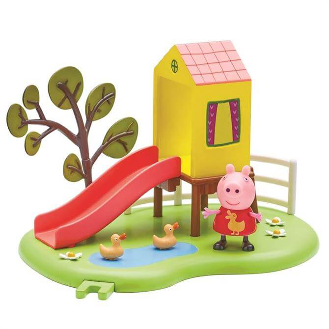 Character Options Peppa Pig Outdoor Fun Play Set Assorted