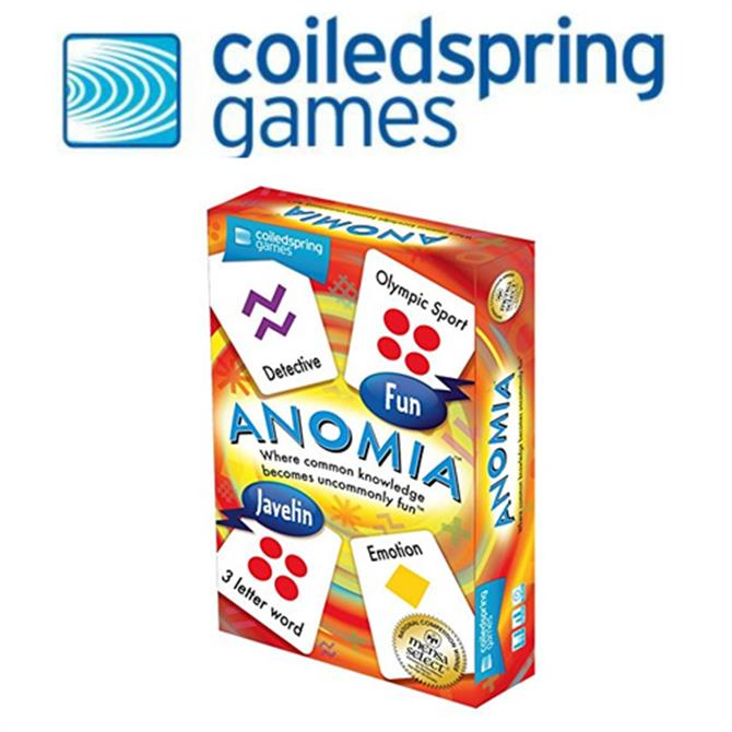 Colied Spring Games Anomia