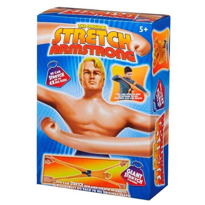 Character Options Stretch Armstrong