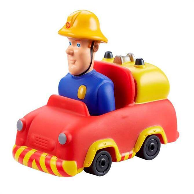 Character Options Fireman Sam Mini Vehicle