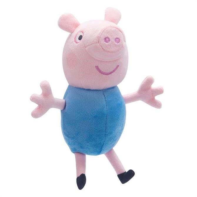 Character Options Peppa Pig George Plush