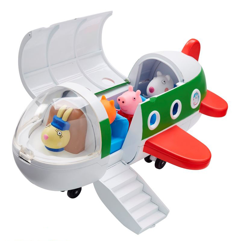 An image of Character Options Peppa Pig Air Jet