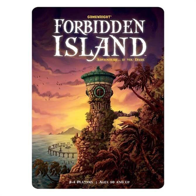 Coiled Spring Games Forbidden Island