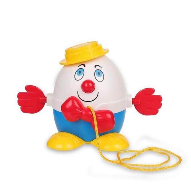 Fisher-Price Humpty Dumpty Pull & Walk Toy