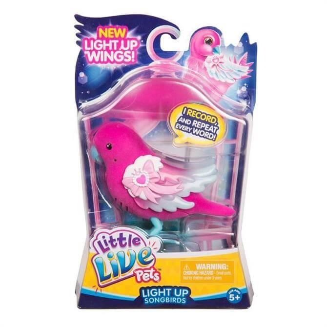 Little Live Pets Light Up Song Birds