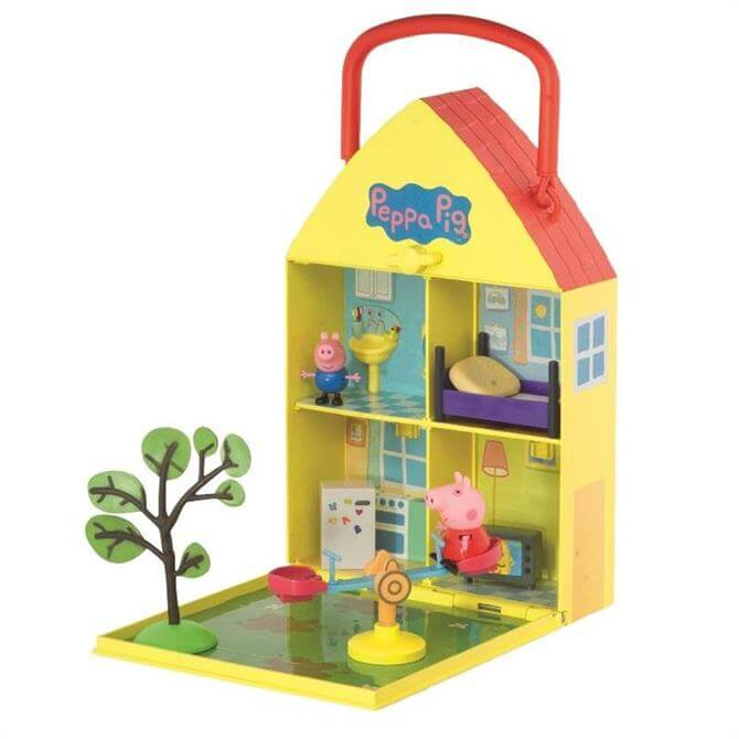 Peppa Pig Peppa's Home & Garden Play House