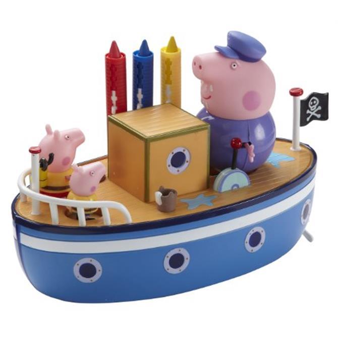 Character Options Peppa Pig Bathtime Boat