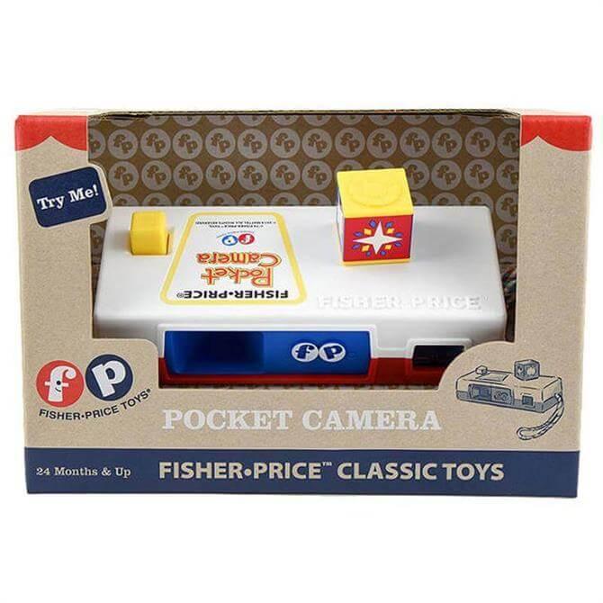 Fisher-Price Classic Pocket Camera