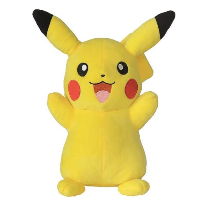 "Pokémon 12"" Plush Pikachu"