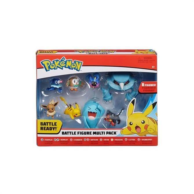 Pokémon 8 Figure Battle Pack