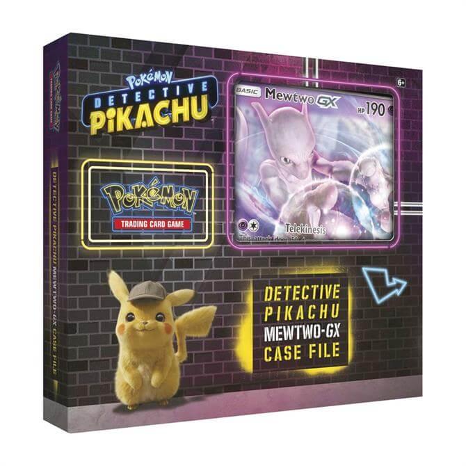 Pokémon Detective Pikachu Mewtwo Case File