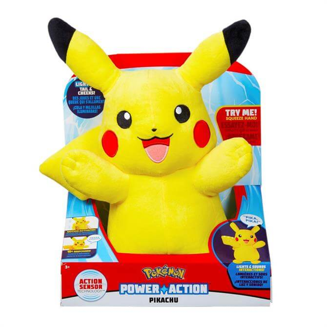 Pokémon Power Action Pikachu