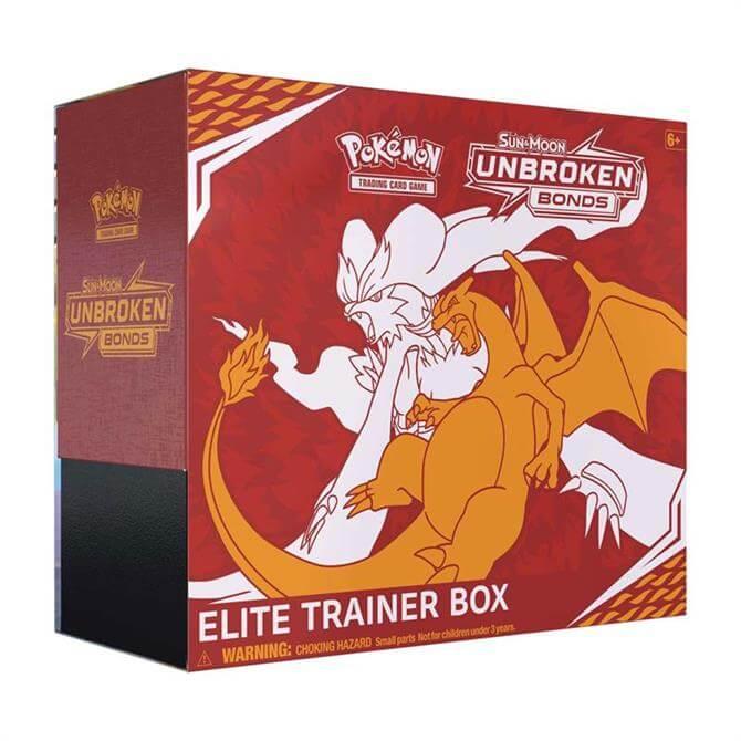 Pokémon TCG Unbroken Bonds Elite Trainer Box