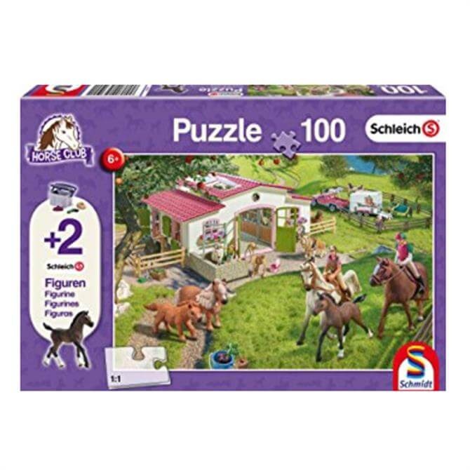Coiled Spring Games Horse Ride Jigsaw