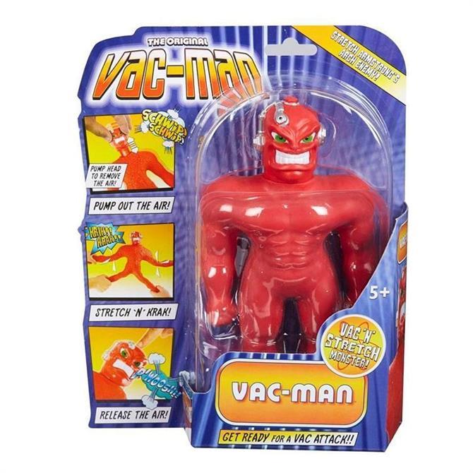 Stretch Mini Vac Man