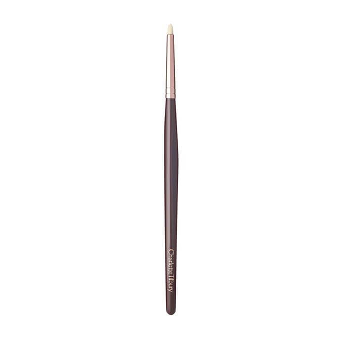 Charlotte Tilbury Eye Liner Brush Rose Gold & Night Crimson