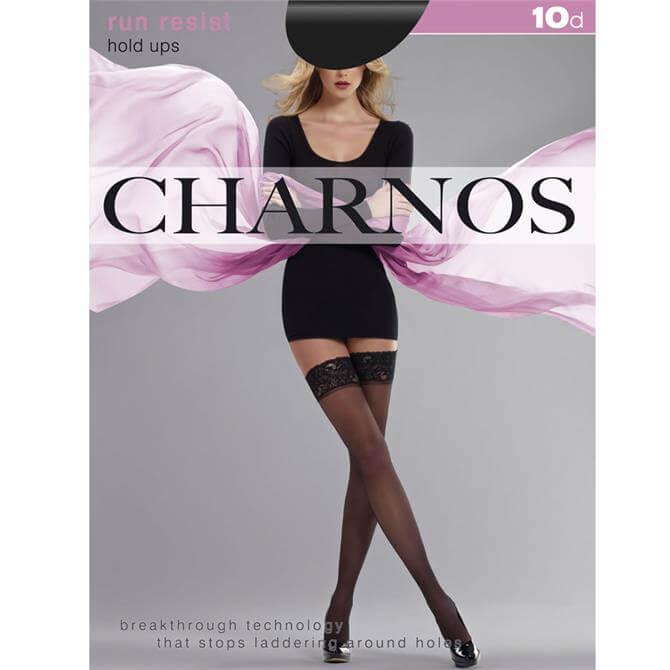 Charnos Run Resist Hold Ups 10D