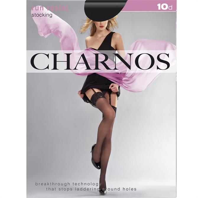Charnos Run Resist Stockings 10D
