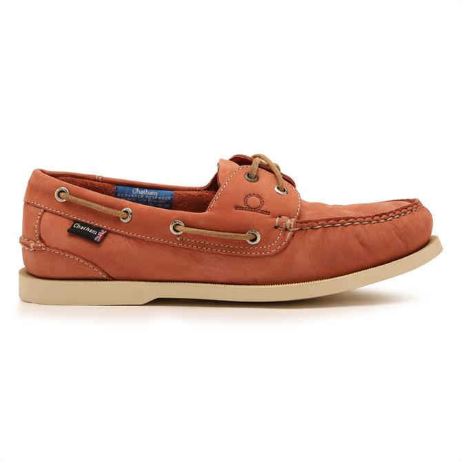 Chatham Compass G2 Leather Boat Shoes