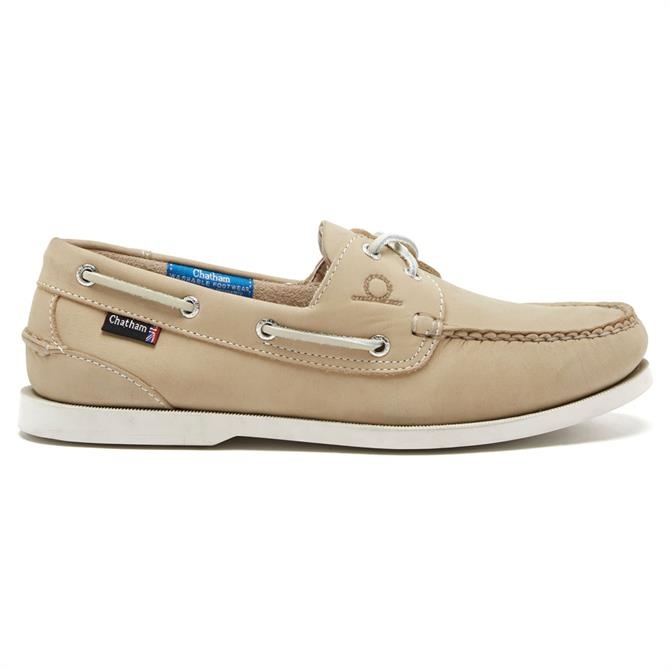 Chatham Pacific G2 Leather Boat Shoes