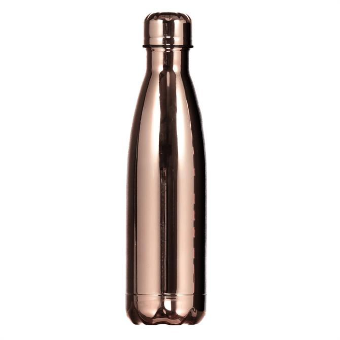 Chilly's 500ml Drinks Bottle: Rose Gold