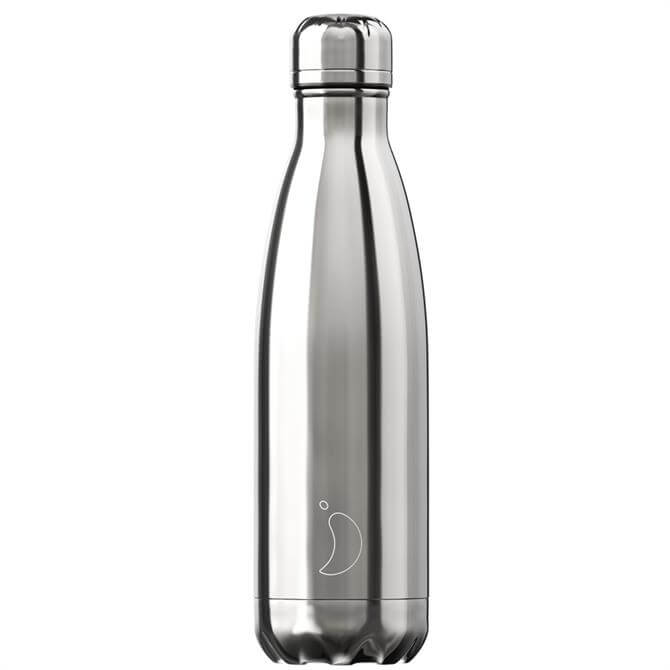 Chilly's Chrome Silver 500ml Bottle