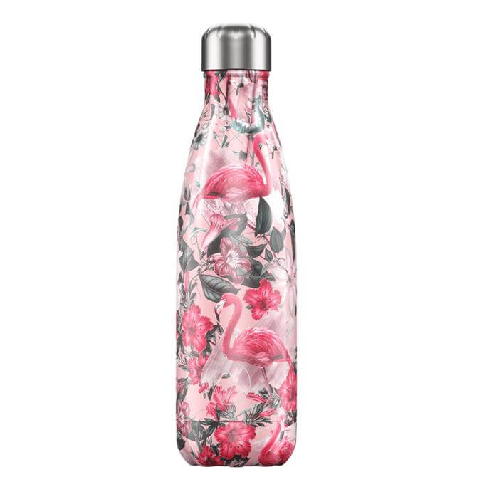 Chilly's Tropical Flamingo 500ml Bottle
