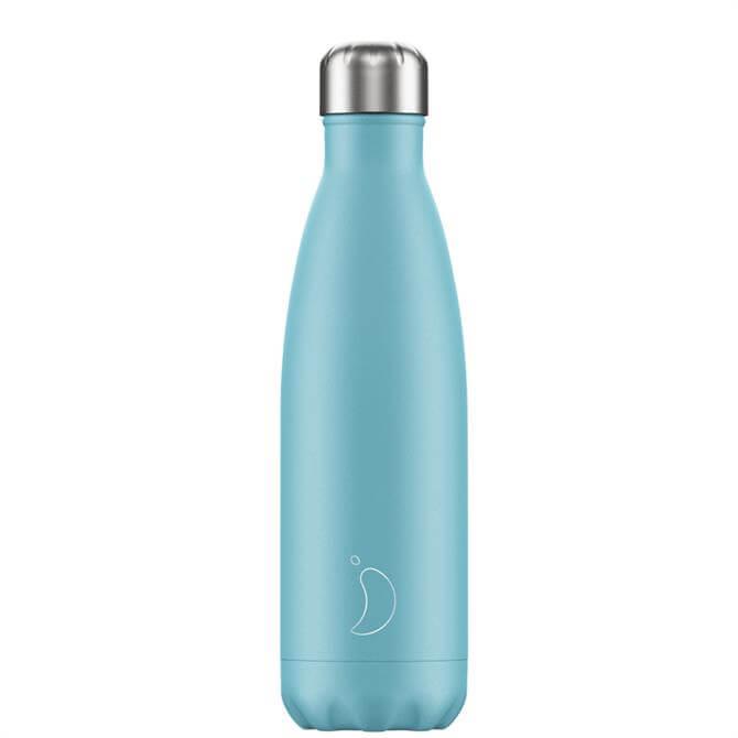 Chilly's Pastel Blue 500ml Bottle