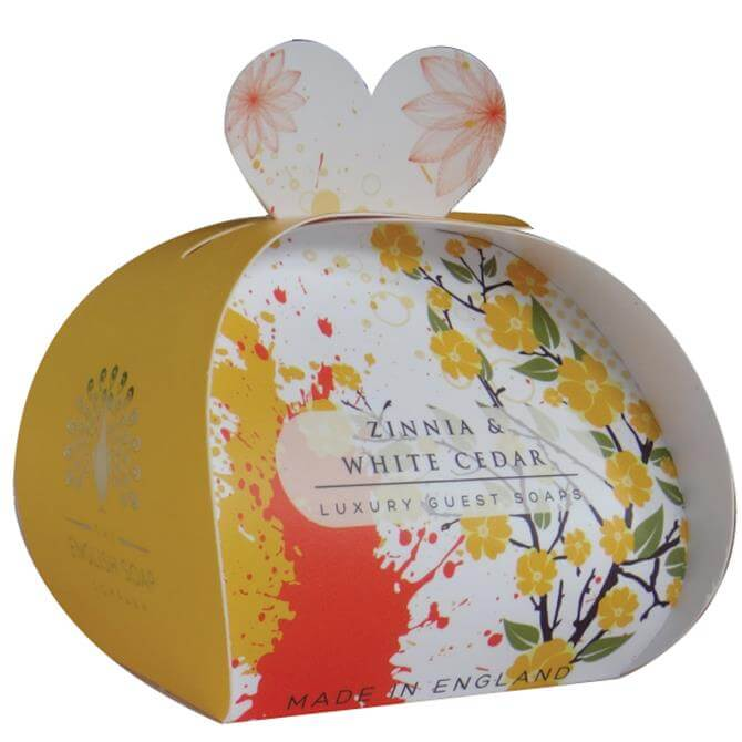 The English Soap Company by Christina May Mini Perfect Gift Soaps 60g