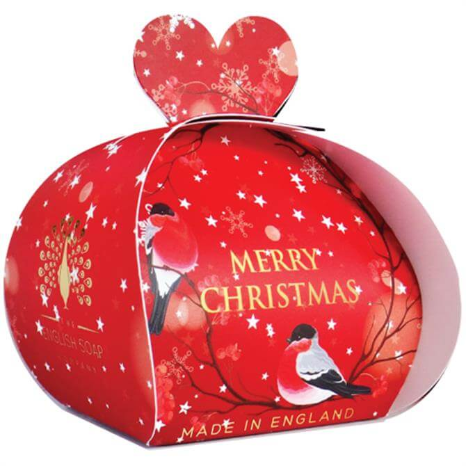 The English Soap Company Christmas Luxury Packed Guest Soaps