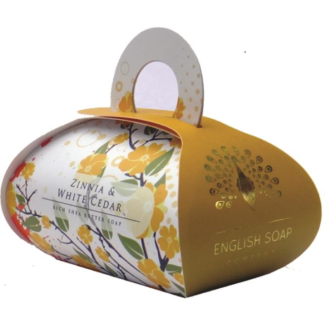 The English Soap Company Large Gift Bag Soap 260g