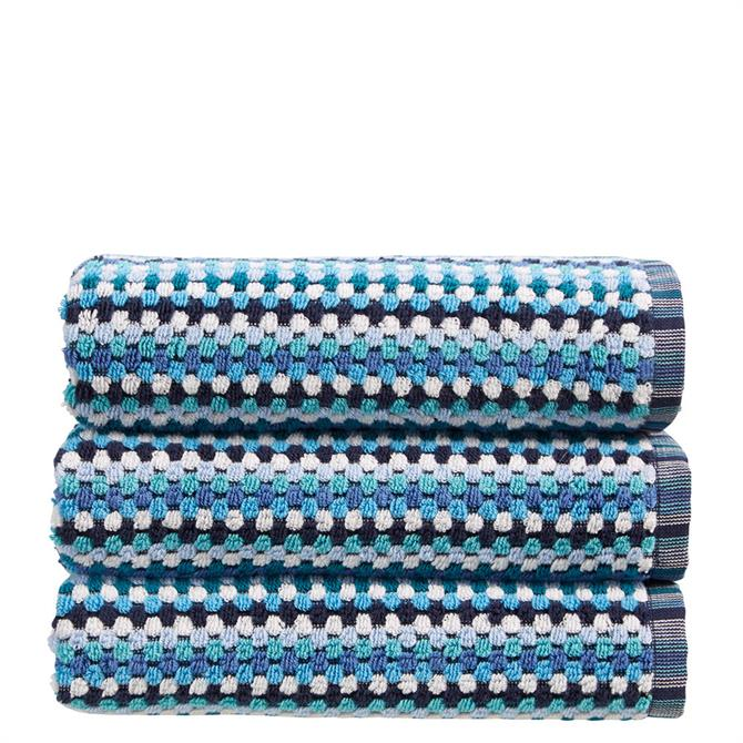 Christy Carnaby Stripe Bath Sheet