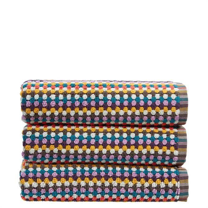 Christy Carnaby Stripe Bath Towel