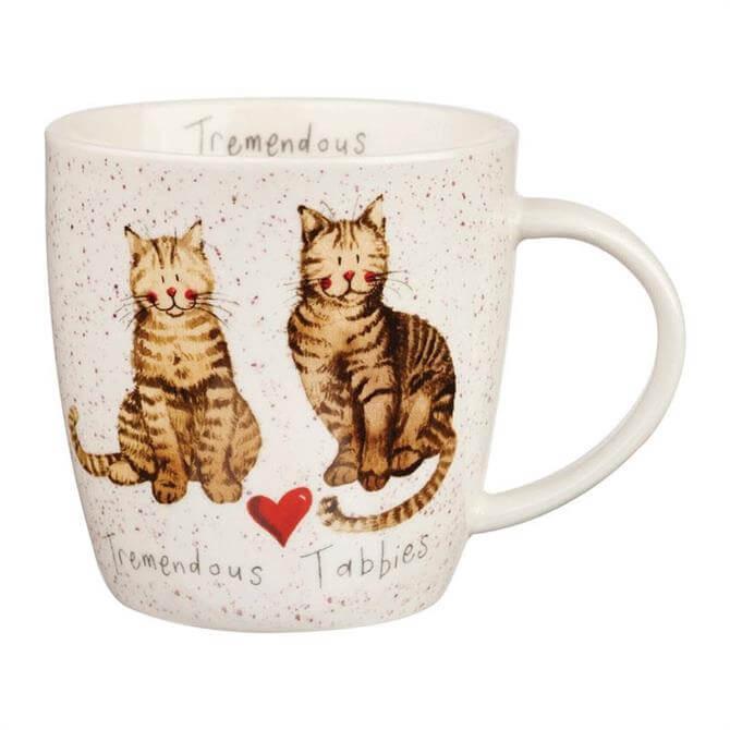 Alex Clark Tremendous Tabbies Mug