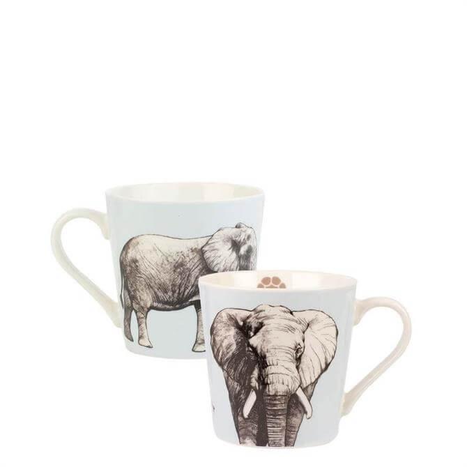 Churchill Couture Kingdom Elephant Mug