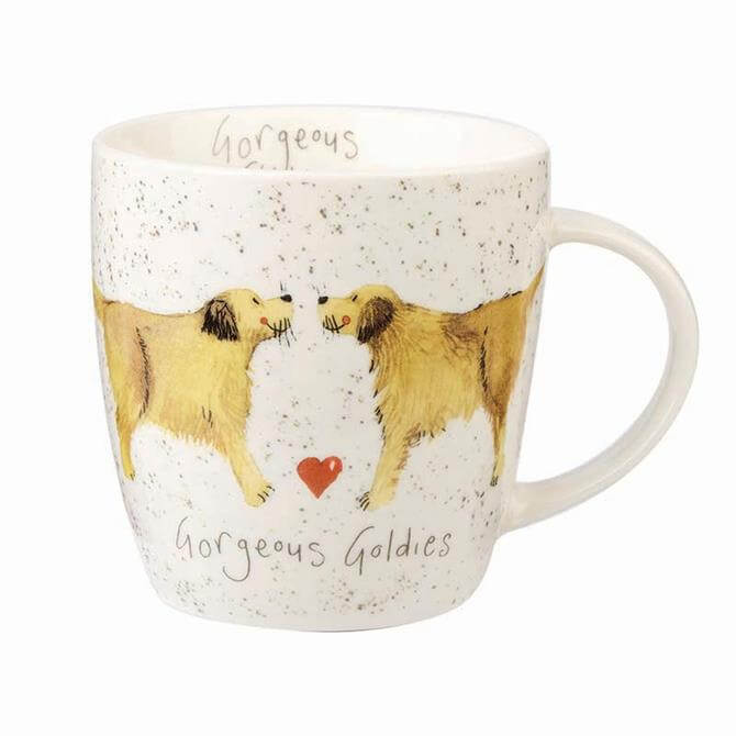 Alex Clark Gorgeous Goldies Mug
