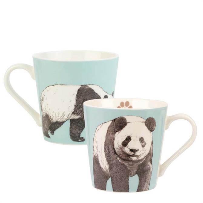 Churchill Couture Kingdom Panda Mug