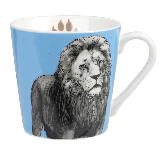 Churchill Couture Kingdom Lion Mug