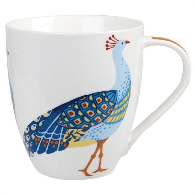 Churchill Couture Peacock Crush Mug