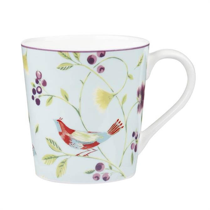 Churchill Collier Campbell Singing Birds Mug