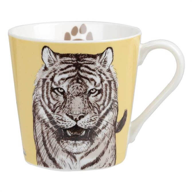 Churchill Couture Kingdom Tiger Mug