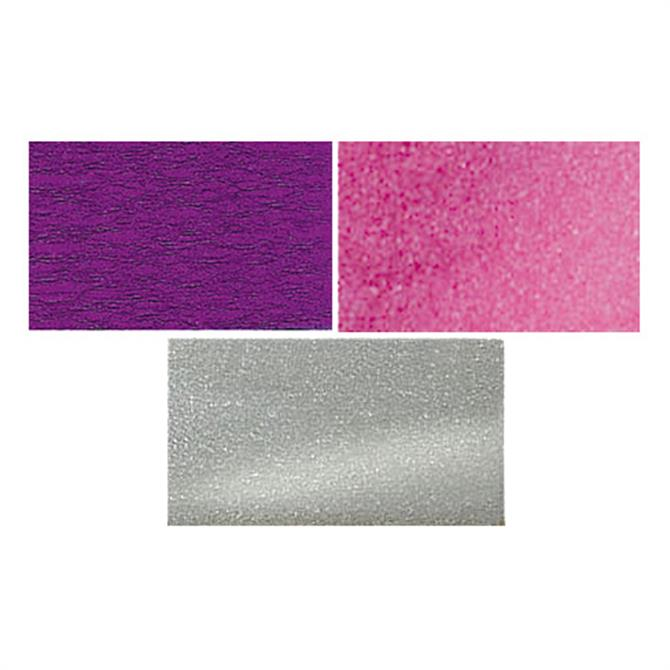 Clairefontaine Metallic Crepe Paper