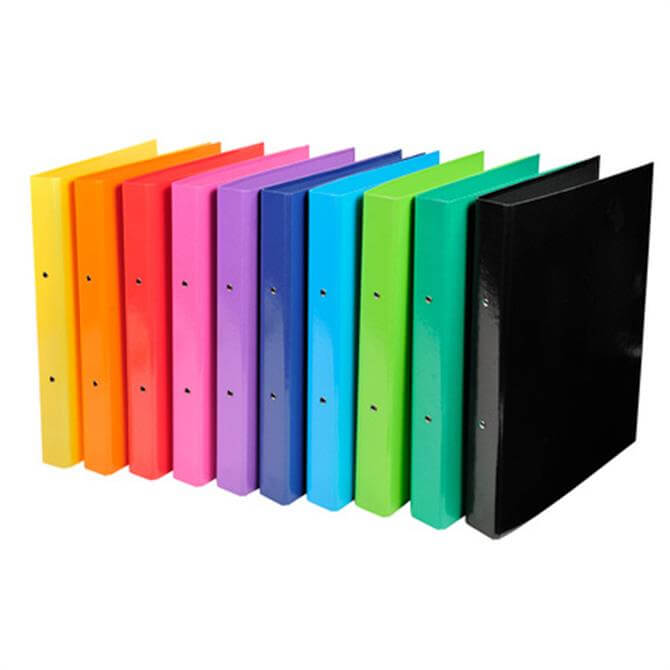 Clairefontaine A4 Iderama Ring Binder 40mm - Assorted