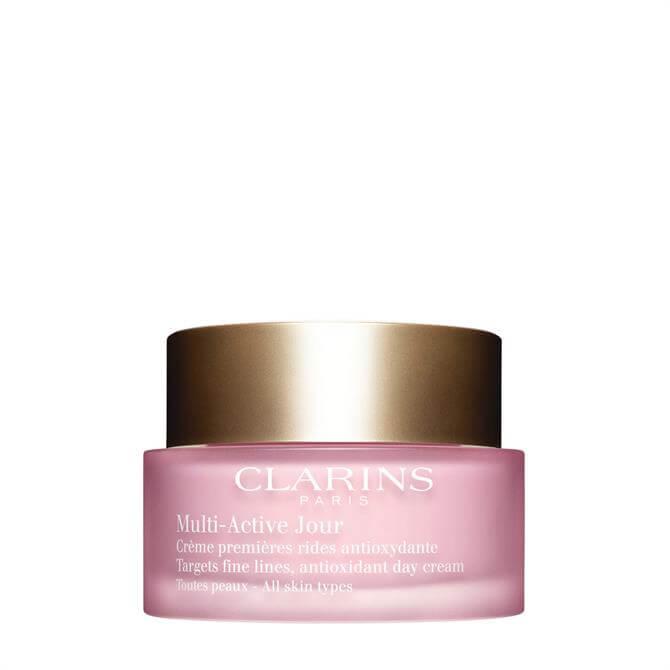 Clarins Multi-Active Day Cream All Skin Types 50ml