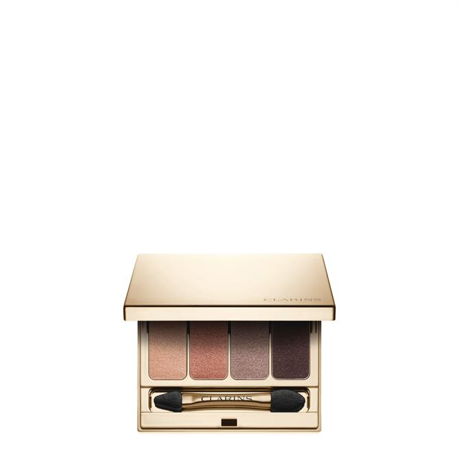 Clarins 4-Colour Eyeshadow Palette 6.9g