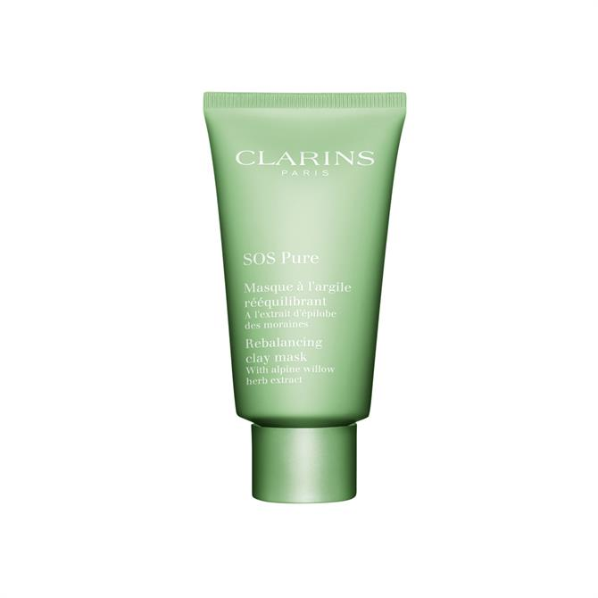 Clarins SOS Pure Mask Combination/Oily Skin 75ml