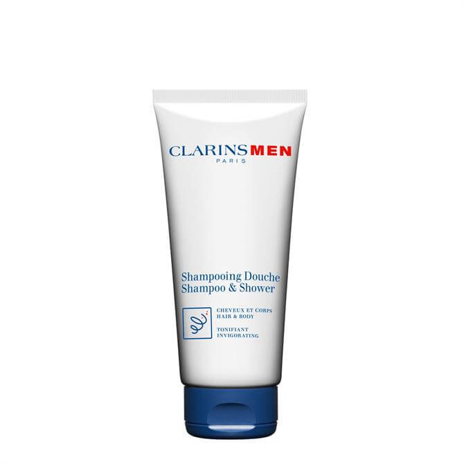 ClarinsMen Shampoo & Shower Gel 200ml