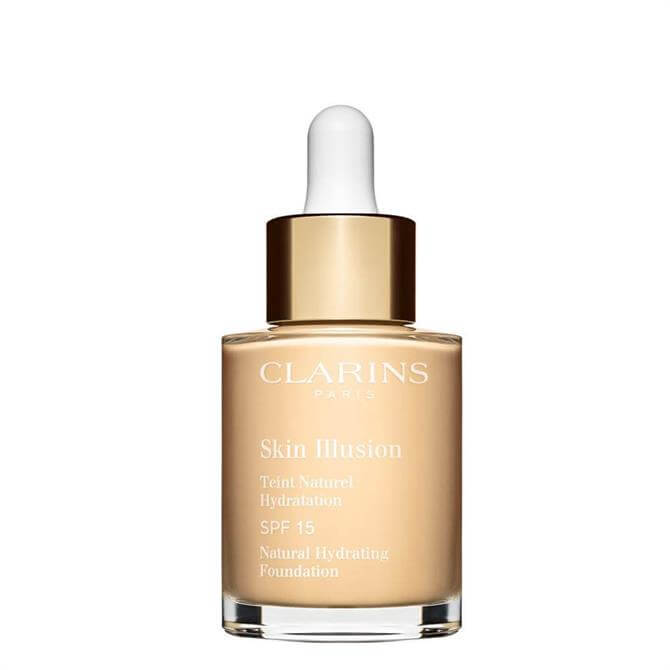Clarins Skin Illusion Foundation SPF15 30ml