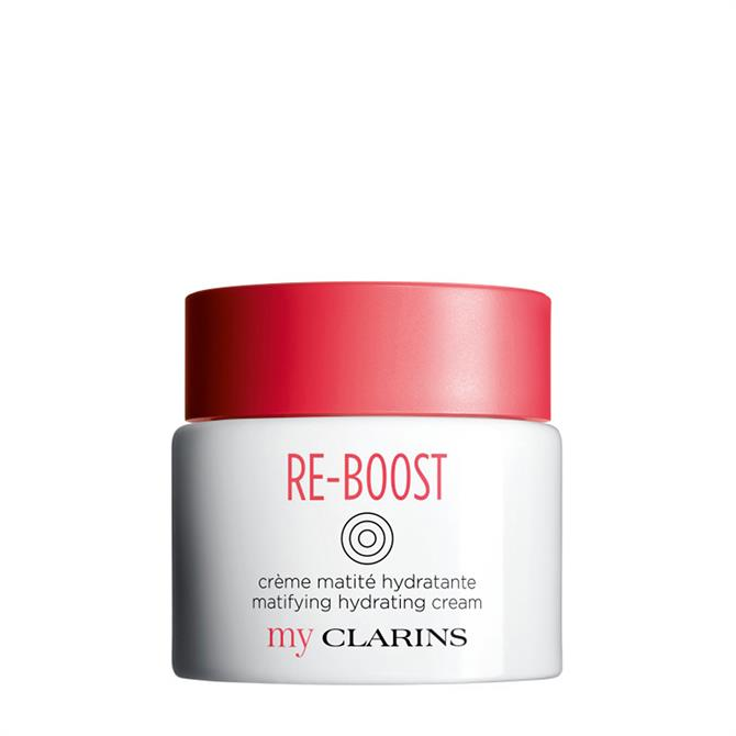 My Clarins RE-BOOST Matifying Hydrating Cream Combination to Oily Skin 50ml