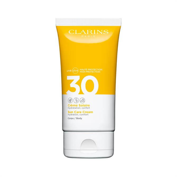 Clarins Sun Care Cream UVB/UVA 30 for Body 150ml
